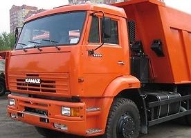 Самосвал на все времена КАМАЗ-6520