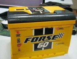 Аккумуляторы марки Форсе