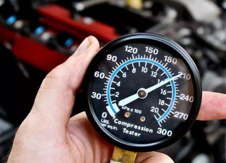 Определение износа двигателя. Понятие компрессии