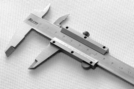 Как измерить внутренний размер в детали
