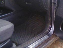 Какие существуют автомобильные коврики?