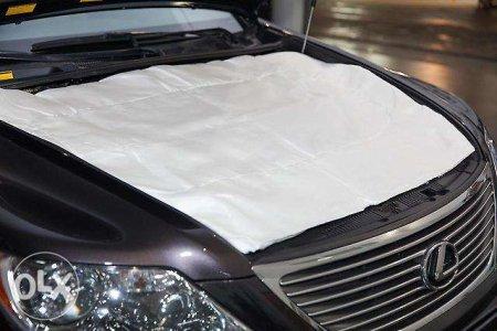 Защита автомотора с помощью утеплительных материалов