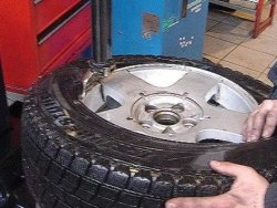Как начать бизнес по монтажу автомобильных колес?
