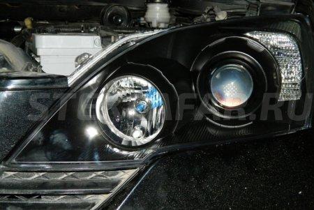 Замена стекла фары для Хонда CR-V – действенное и дешевое решение