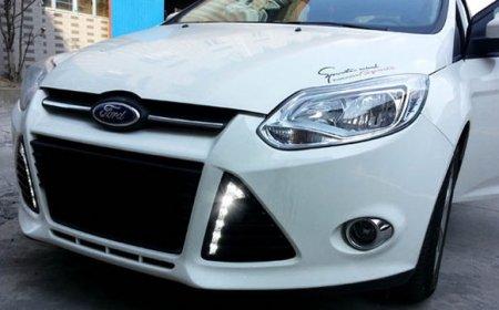 Замена стекла фары – бюджетное и надежное решение для Форд Фокус 3