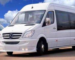 Как заказать микроавтобус