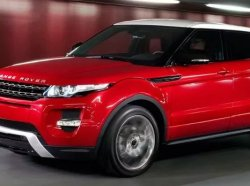 Обзор автомобиля Range Rover Evoque