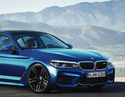 Новый BMW M5 едет в Россию