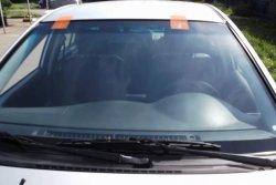 Лобовое стекло на Toyota Corolla