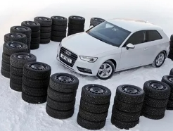 Правила выбора зимней резины для автомобиля