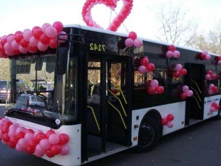 Заказ автобусов на свадьбу. Как это поможет сэкономить?