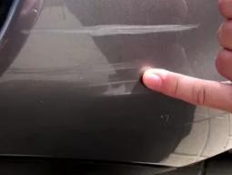 Небольшая царапина на автомобиле – не страшно!