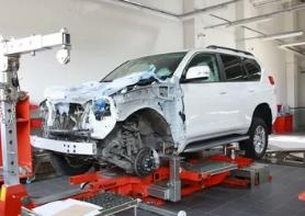 Как производится кузовной ремонт автомобиля