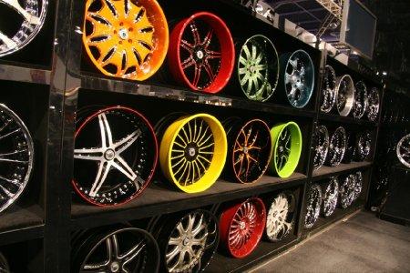 Выбор дисков для авто