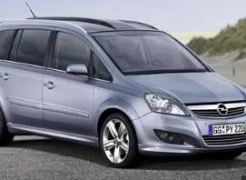 Opel Zafira Family 2014