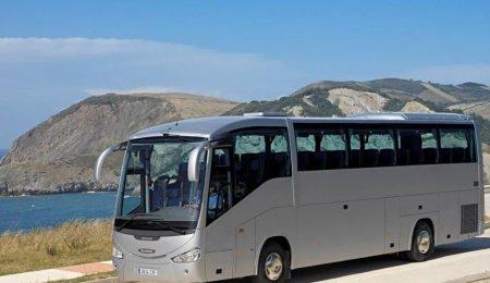 Как арендовать автобус для поездок на море?