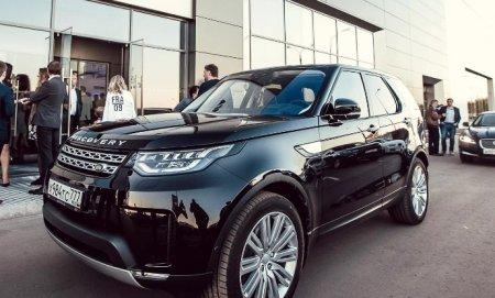 Почему официальный дилер Land Rover это ваш выбор